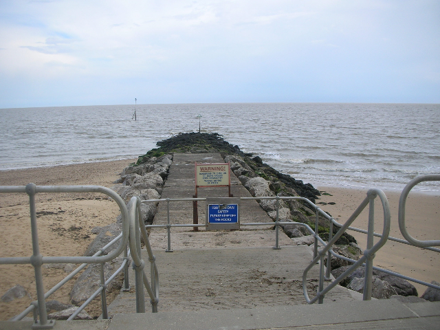 Groyne 84 Walton on Naze