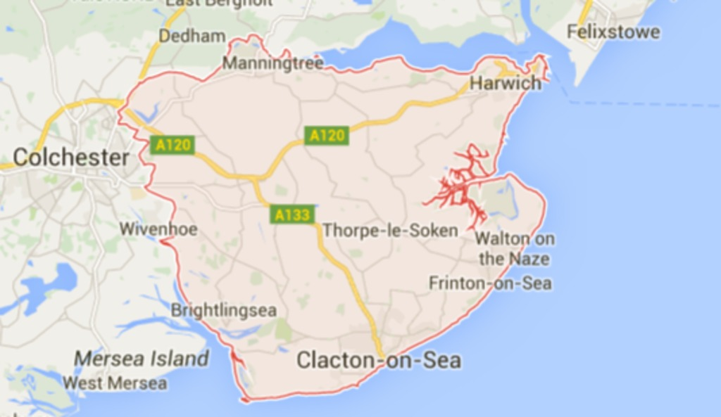 Tendring Population Falls, Government Says Plan New ...